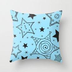 Stars Are AMAZING Throw Pillow