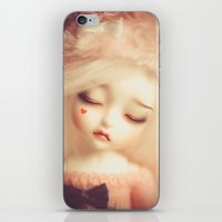 Invisible Tears iPhone & iPod Skin