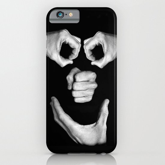 Face ! iPhone & iPod Case