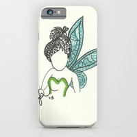 Tinkerbell Zen Tangle iPhone 6 Slim Case