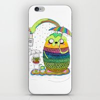 Adventure Time Totoro By… iPhone & iPod Skin