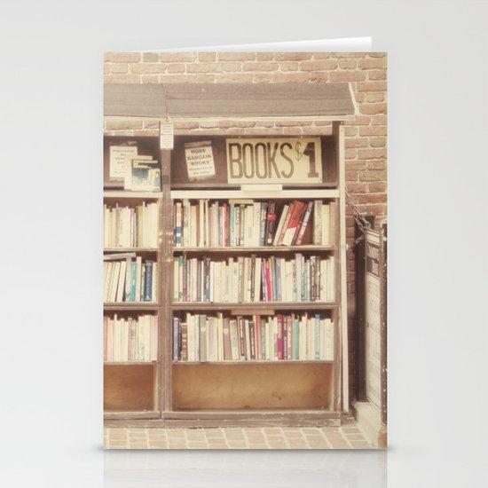 Dollar Books Stationery Card