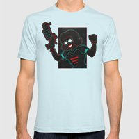 Revolver Mens Fitted Tee Light Blue SMALL