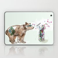 There is Magic all Around Us Laptop & iPad Skin