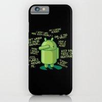 PARANOID ANDROID iPhone 6 Slim Case