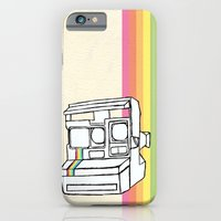 iPhone & iPod Case featuring Polaroid  by GetNaked