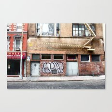 Chelsea, NYC Canvas Print