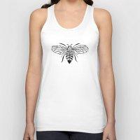 Queen Bee... Unisex Tank Top