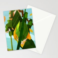 Like a Leaf on the Wind Stationery Cards