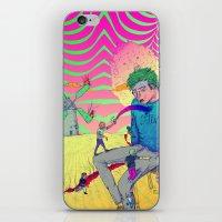Marinero - Chican@ iPhone & iPod Skin