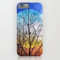 iPhone & iPod Case featuring The moonwatcher by Pirmin Nohr