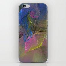 Fractimagination iPhone & iPod Skin