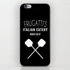 FRUGATTI'S CALIF iPhone & iPod Skin