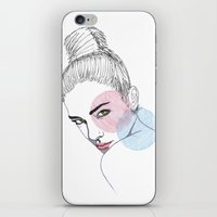 Lauren iPhone & iPod Skin