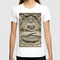 buddha T-shirts featuring Buddha by Falko Follert Art-FF77