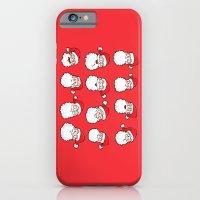 Santas iPhone 6 Slim Case