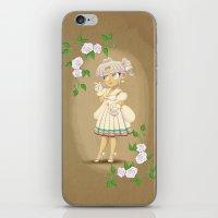 Retro Sailor Cosmos iPhone & iPod Skin