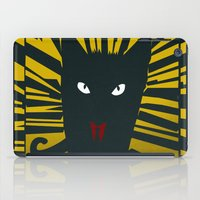 Evil Cat iPad Case