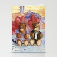 Be My Valentine Stationery Cards