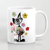 eye Easter Mug