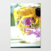 Light Canvas Print