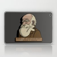 Beard Of The Year Laptop & iPad Skin