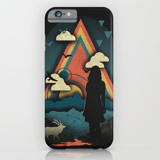 New Worlds iPhone & iPod Case