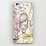 Doodle Nation 1 iPhone & iPod Skin