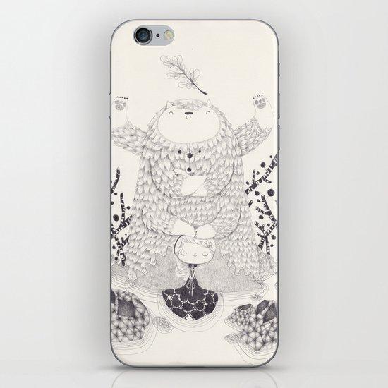 falcor iPhone & iPod Skin