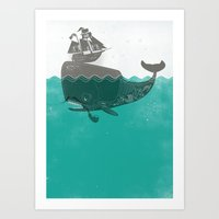 Belly Of The Whale - Hip… Art Print