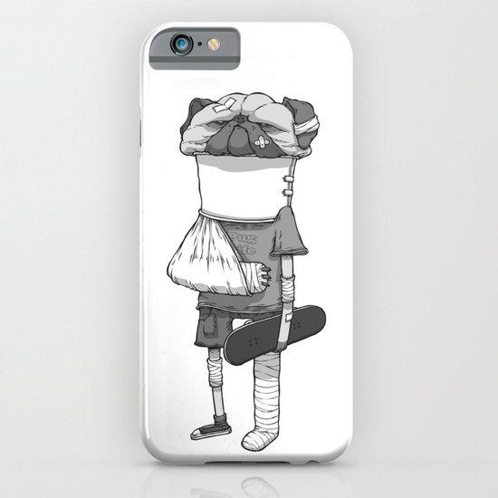 That pug. iPhone & iPod Case