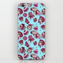 Pattern of the French Revolution iPhone & iPod Skin