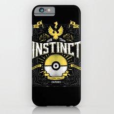 An Instinctual Decision Slim Case iPhone 6s