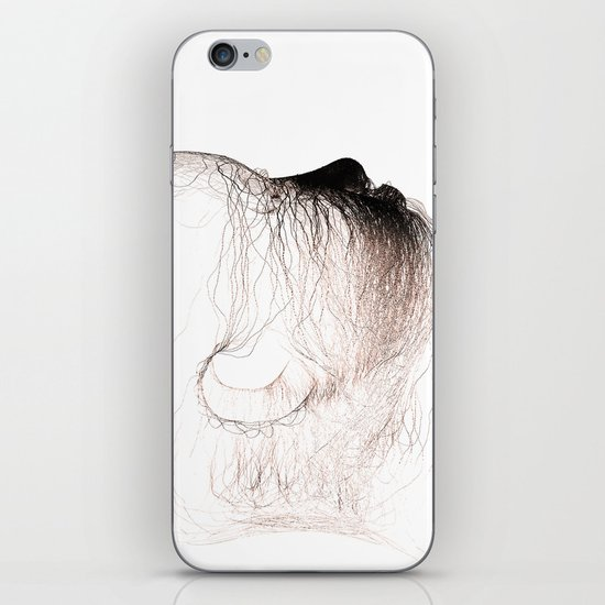 The head of love iPhone & iPod Skin