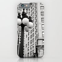 A Chicago Lamp Post iPhone 6 Slim Case