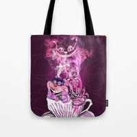 CAT !  Tote Bag