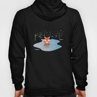 Little Fox On Ice Hoody