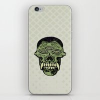 Never Better iPhone & iPod Skin