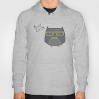 Clever owl Hoody