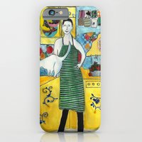 in the kitchen iPhone 6 Slim Case