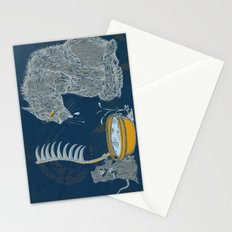 Vision of the Ninth Life Stationery Cards