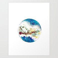 (  ) Art Print