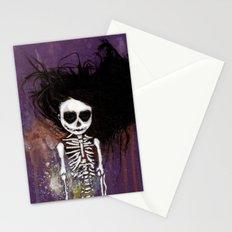 骸骨 壱 Stationery Cards