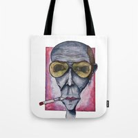 Gonzo Hunter Tote Bag