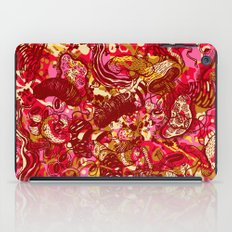 Red hot day Species iPad Case