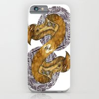 iPhone & iPod Case featuring SAINT DODO  by Mr.Klevra