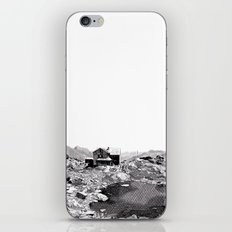 Bremer Hütte iPhone & iPod Skin