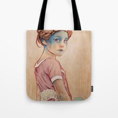 Within White Tote Bag
