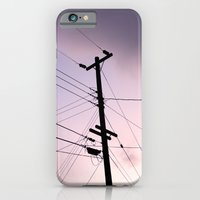 iPhone & iPod Case featuring Lines Of Communication by Ashley Marcy