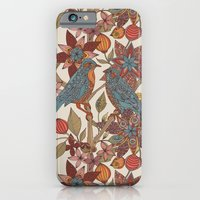iPhone & iPod Case featuring Lovebirds by Valentina Harper